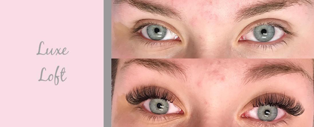Luxe Loft Offers Eyelash Extensions In Chandler Az