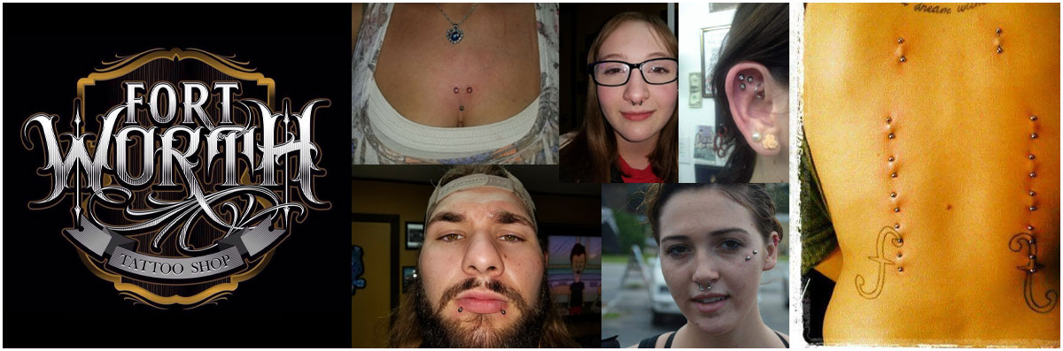 fort worth tattoo shop Performs Body Piercings in  Fort Worth, TX