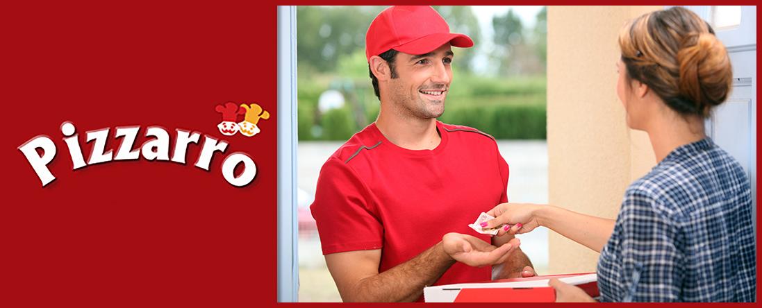 Pizzarro Offers Pizza Delivery in Washington, DC