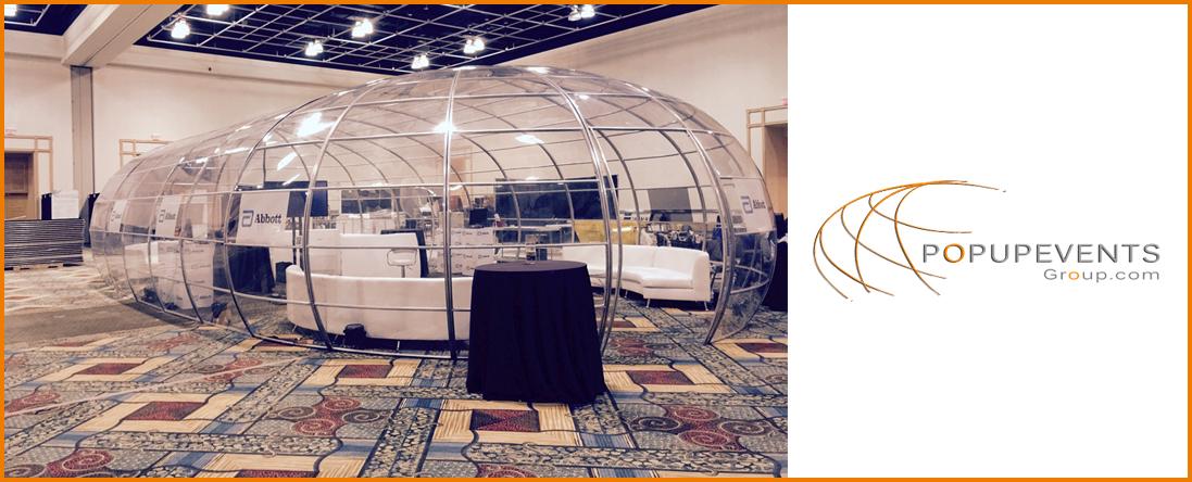 pOpUpEventsgroup Offers Event Tent Rentals in Miami, FL