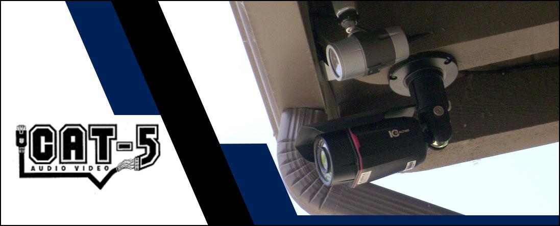 Surveillance Camera Installation