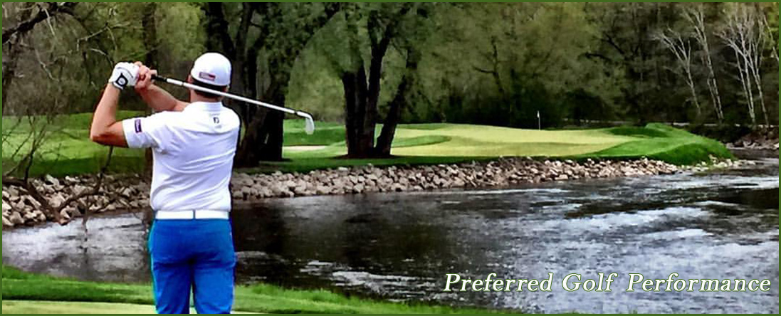 Individualized Golf Lessons