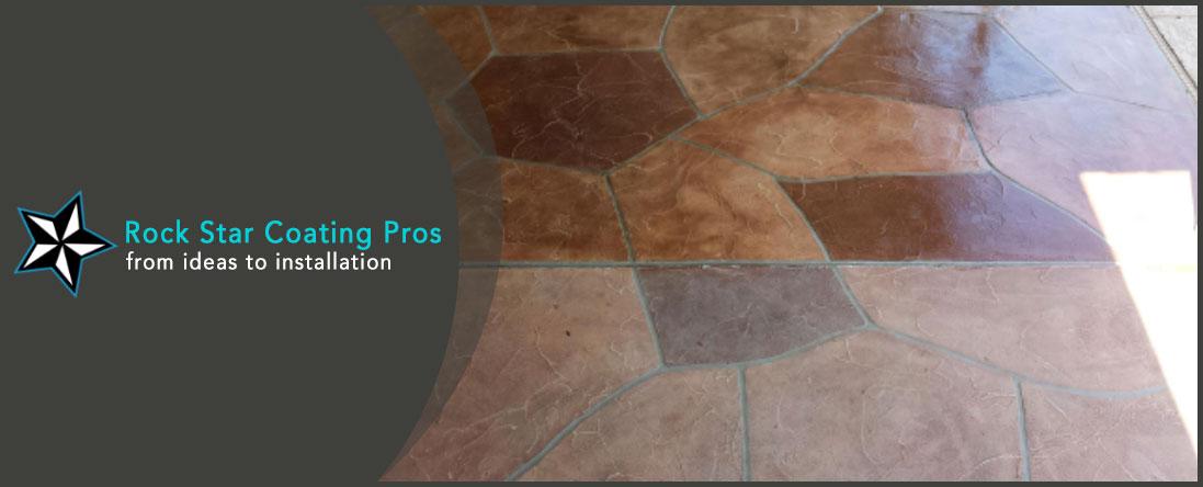 Residential Concrete Flooring