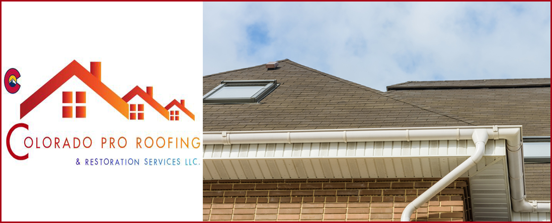 Colorado Pro Roofing & Restoration Services, LLC Offers Gutters in Colorado Springs, CO