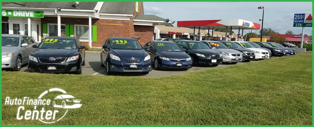 Auto Finance Center >> Auto Finance Center Is A Used Car Dealership In Matthews Nc