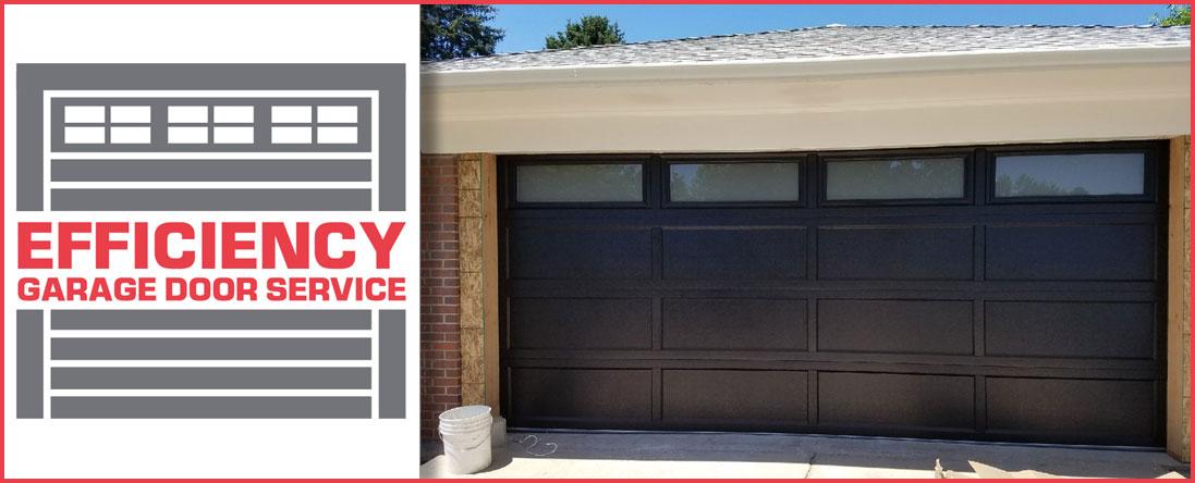 Efficiency Garage Door Service Is A Garage Door Company In
