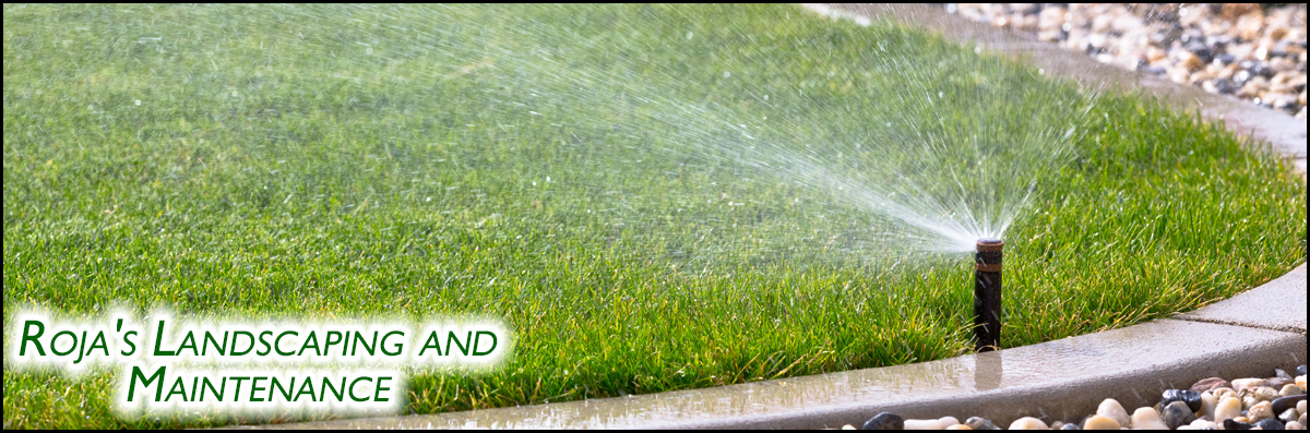 Roja's Landscaping and Maintenance Provides Irrigation System Services in Salinas, CA