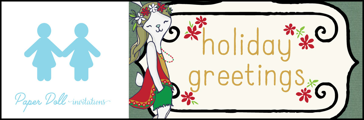 Paper Doll Invitations Specializes in Custom Cards in Carlsbad. CA