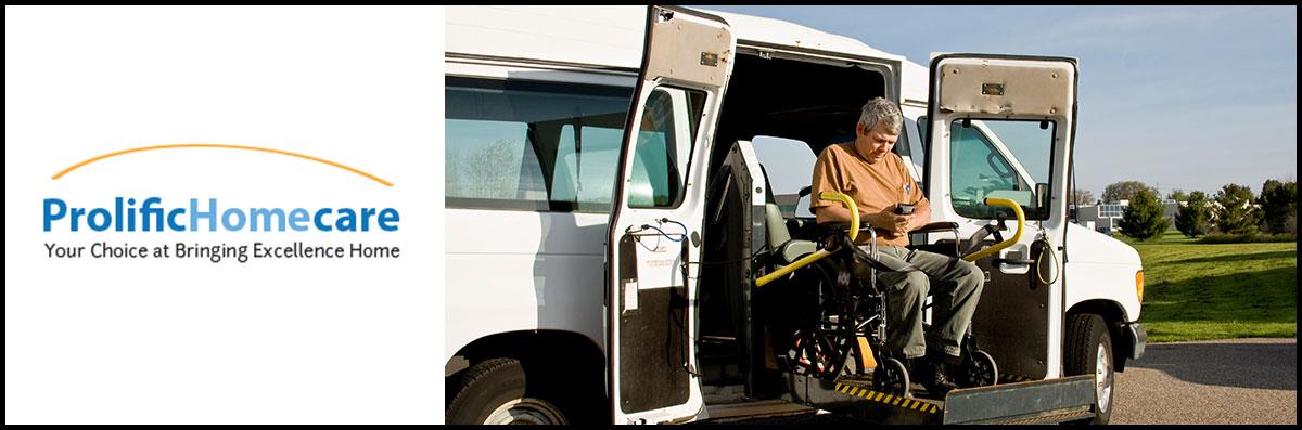 Prolific Homecare, LLC Provides Transportation Assistance in Feasterville-Trevose, PA