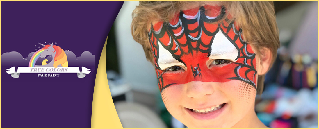 True Colors Face Paint Offers Face Painting in Miami, FL