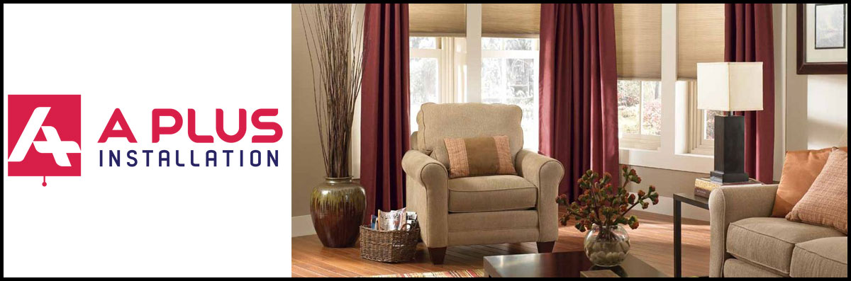 A Plus Installation Blinds & Shades Specializes in Drapes and Curtains in Bloomfield. NJ