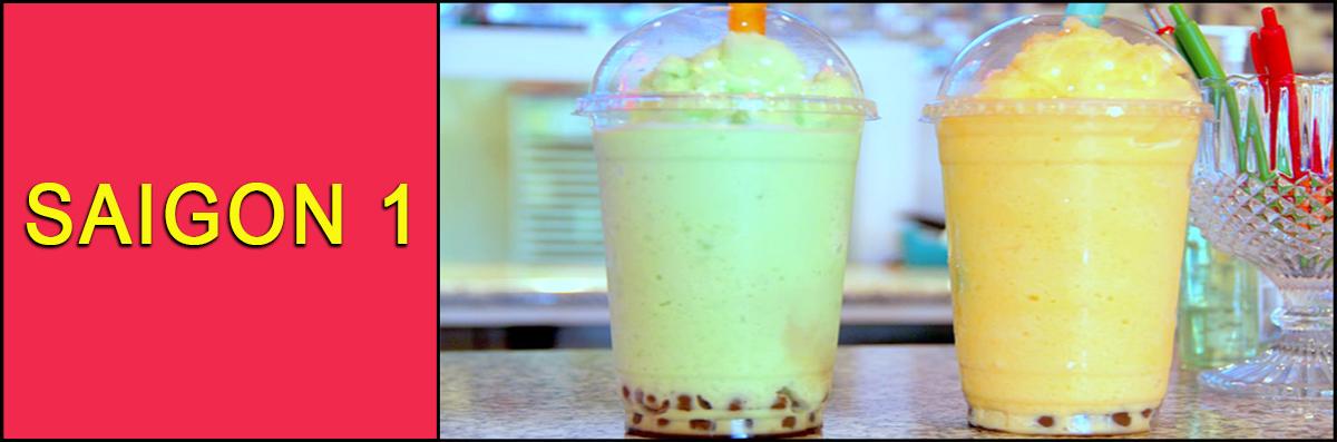 Saigon 1 Serves Bubble Tea in Virginia Beach, VA