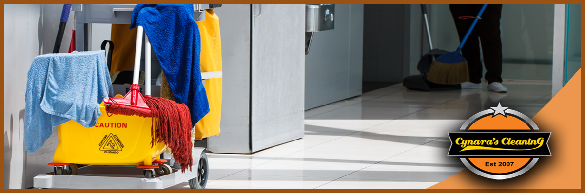 Cynara's Cleaning Does Commercial Cleaning in Ocean, NJ