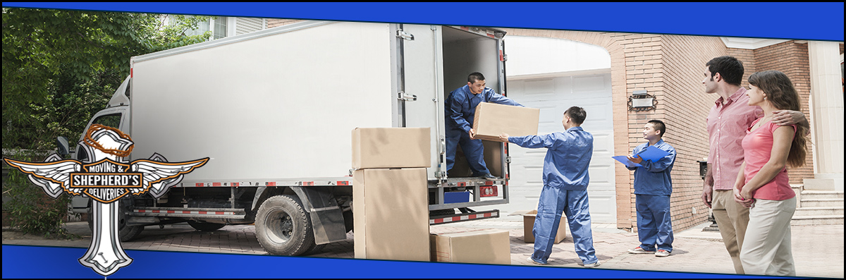 Shepherd's Moving & Deliveries Does Moving Services in Medicine Hat, AB