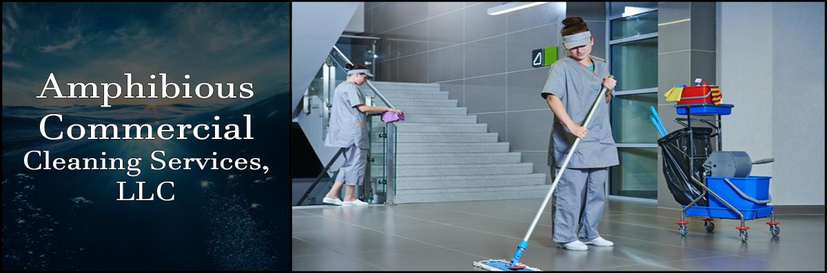Amphibious Commercial Cleaning Services, LLC Offers Commercial Cleaning in Brooklyn, NY