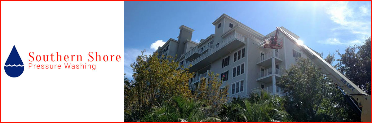 Southern Shore Pressure Washing Offers Commercial Pressure Washing in Gulf Shores, AL