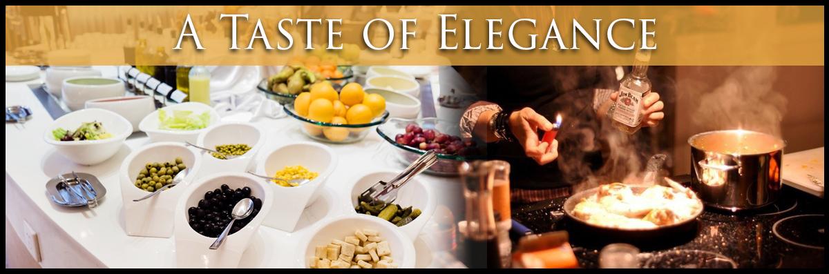 A Taste of Elegance provides Full-Service Catering in Bellingham, WA