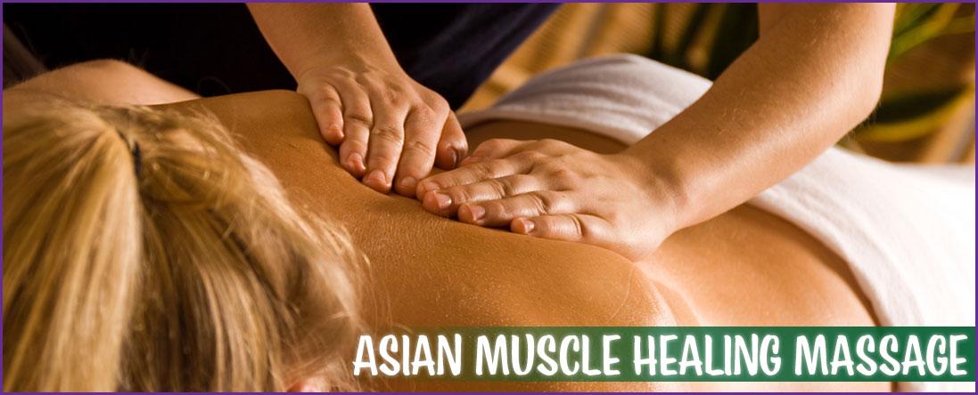 Asian Muscle Healing Massage Offers Massage in Lathrup Village, MI