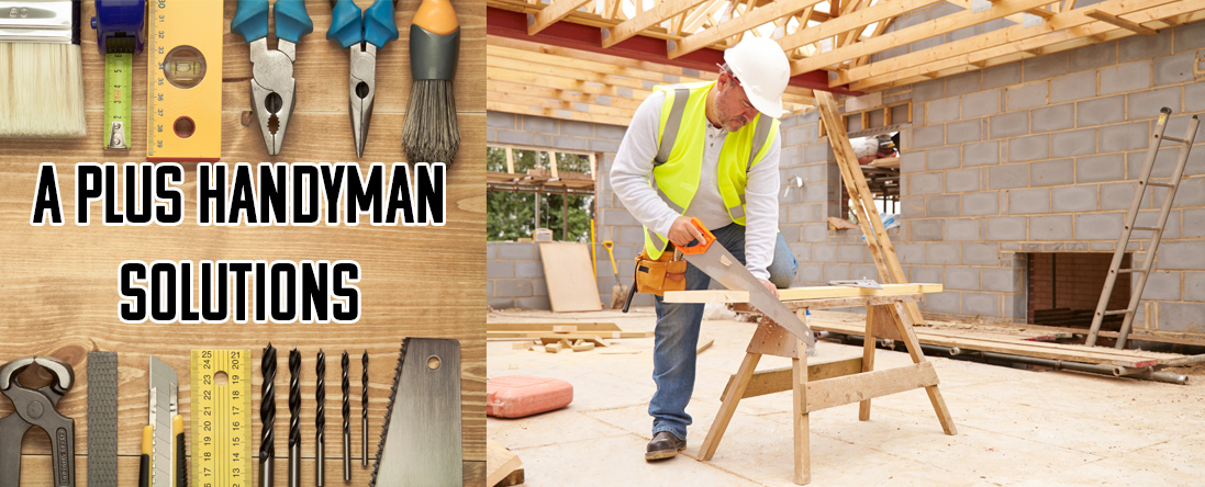 A Plus Handyman Solutions Offers Commercial Handyman Services  in Fontana, CA