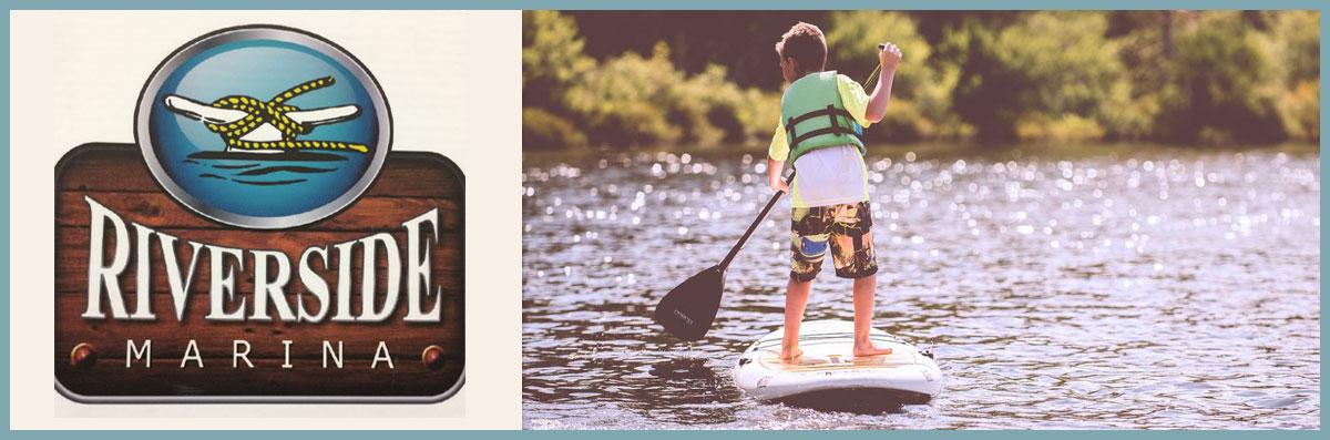 Paddleboarding and Kayaking