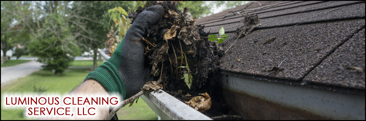 Luminous Cleaning Service, LLC Does Gutter Cleaning in Enumclaw, WA