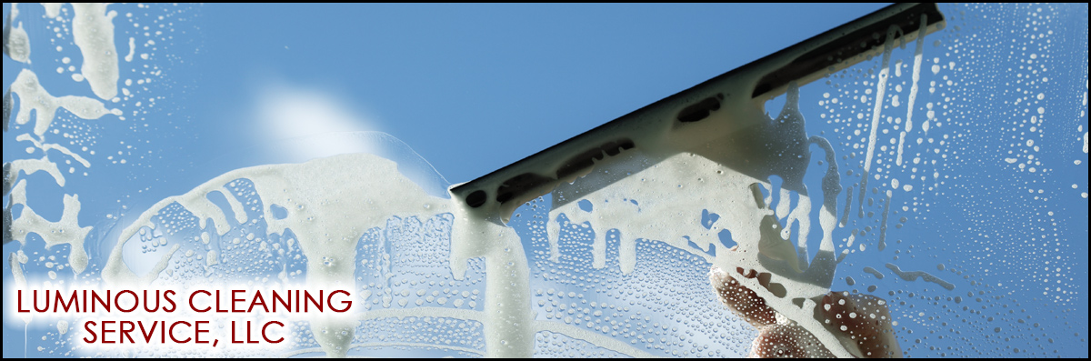 Luminous Cleaning Service, LLC Does Window Cleaning in Enumclaw, WA