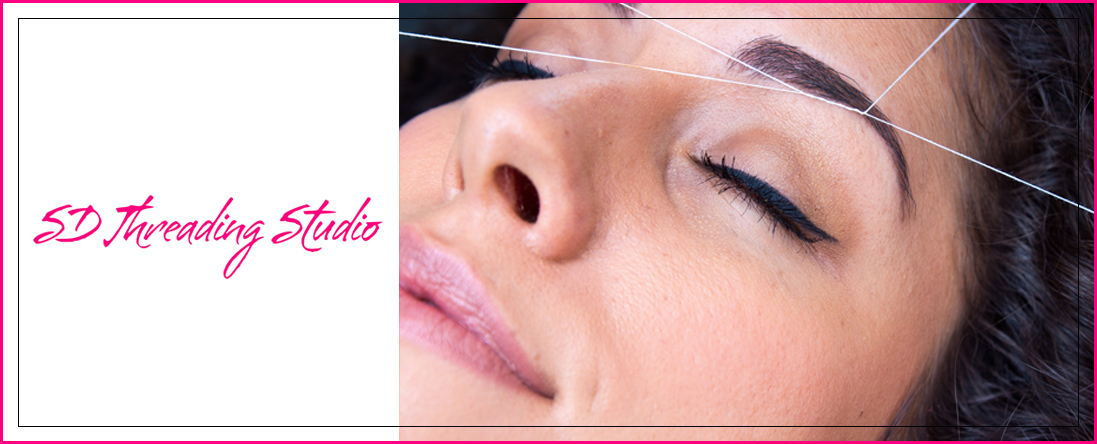 Brow Threading
