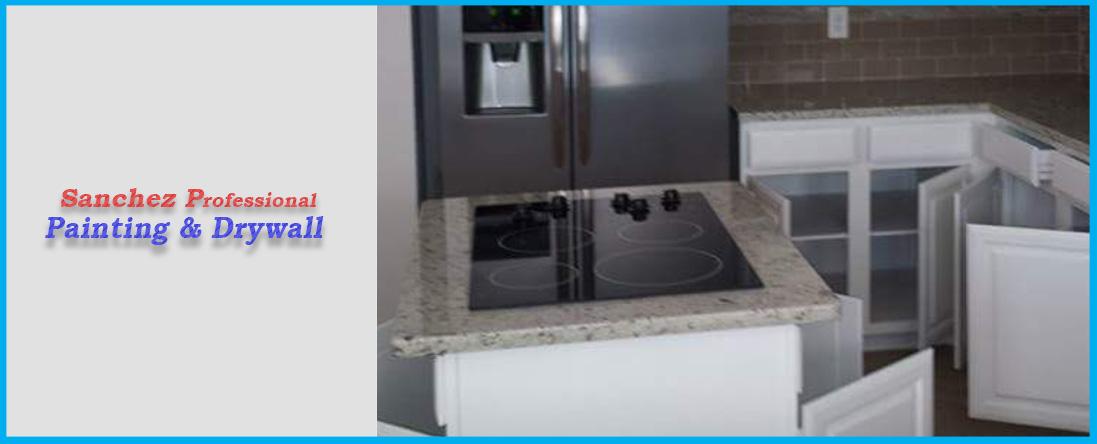 Granite Countertops Installations