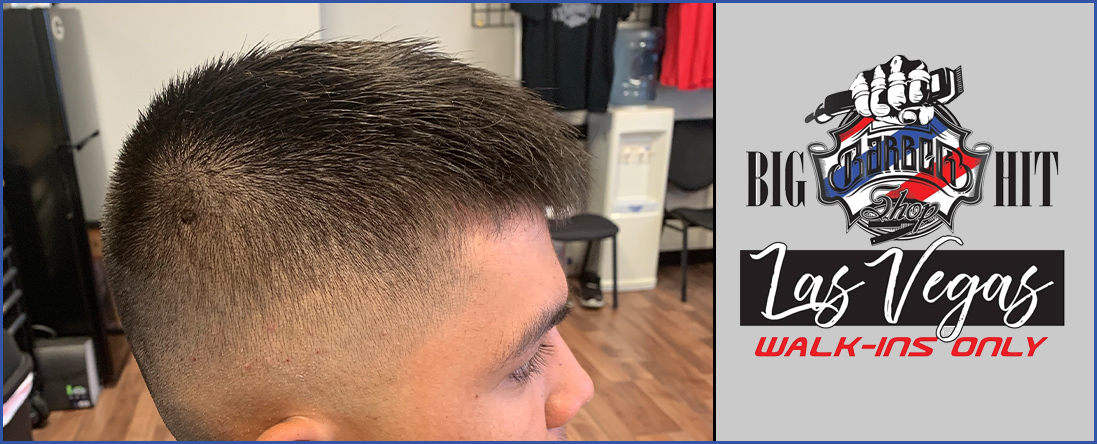 Big Hit Barbershop Las Vegas does Boy's Hair Cuts in Las Vegas, NV