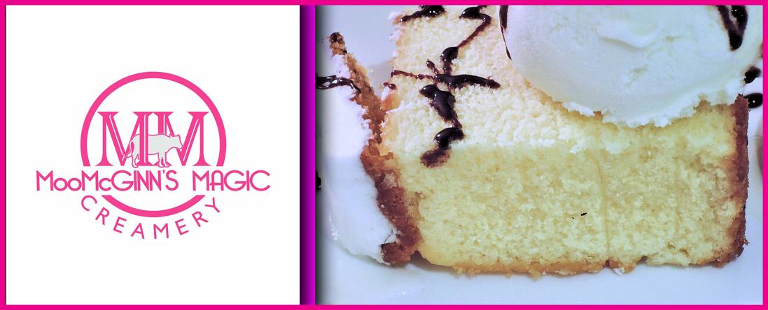 MooMcGinn's Magic Creamery Offers Pound Cake in Springfield, GA
