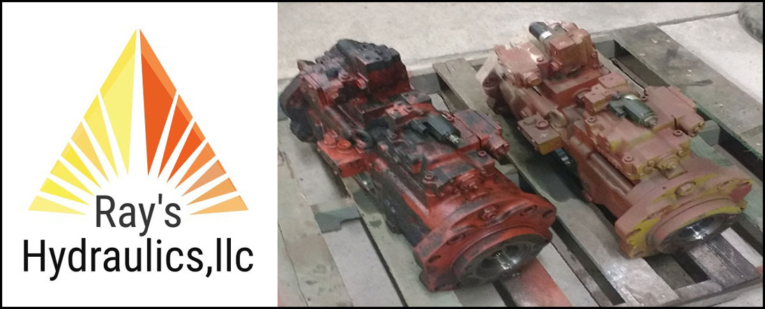 Ray's Hydraulics offers Pump Repairs in Edwardsville, PA