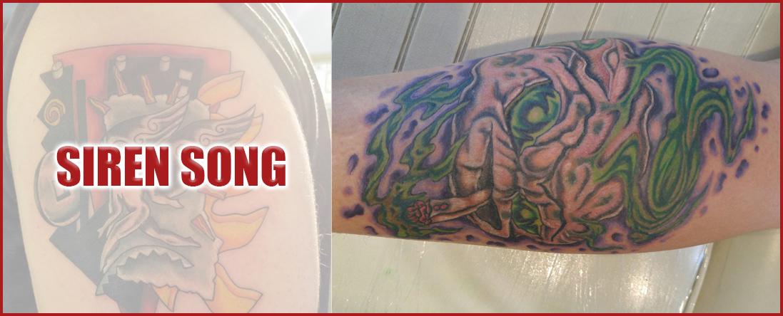 Free Hand Tattoos
