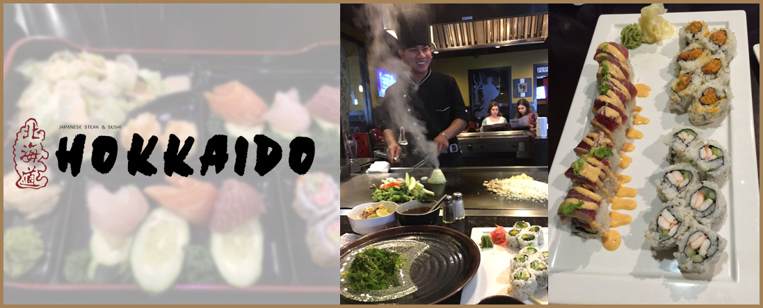 Hokkaido Japanese Steak and Sushi is a Hibachi & Sushi Bar in Saginaw, MI