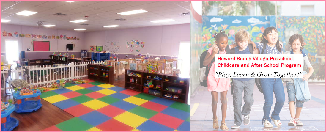 Howard Beach Village Preschool Childcare and After School Program Performs Day Care Services in Howard Beach,NY
