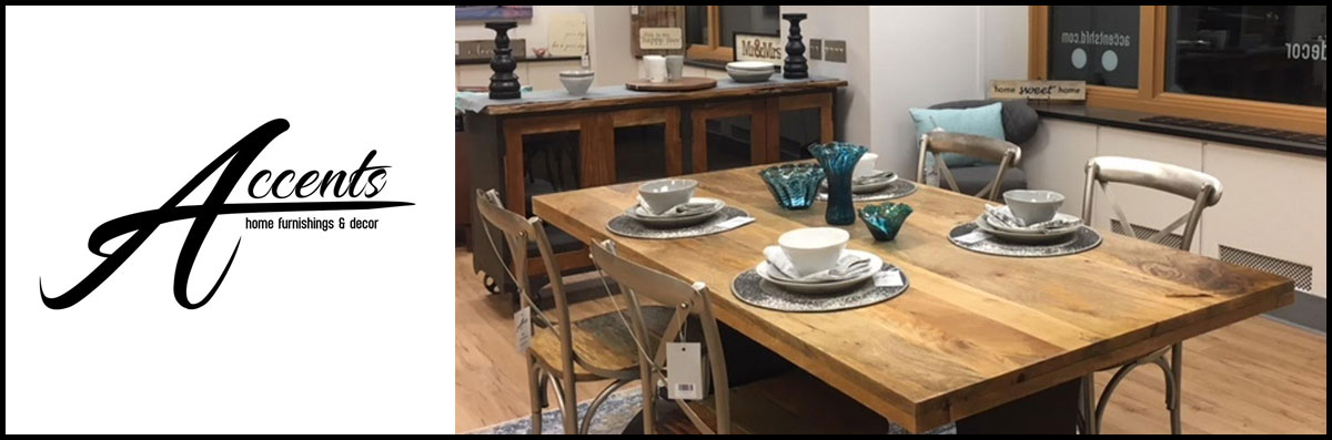 Accents Home Furnishings Decor Inc Is A Store In