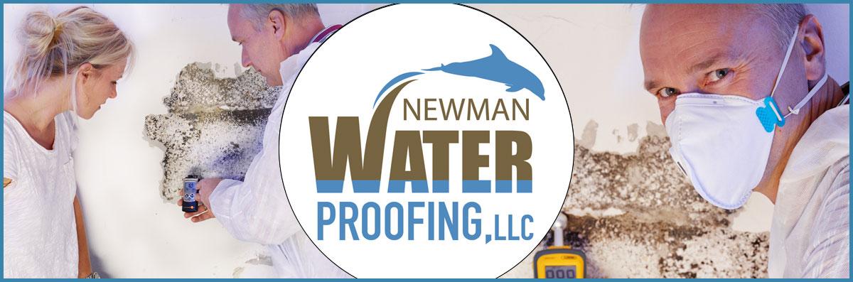 Newman Waterproofing, LLC offers Mold Testing in Newark, DE