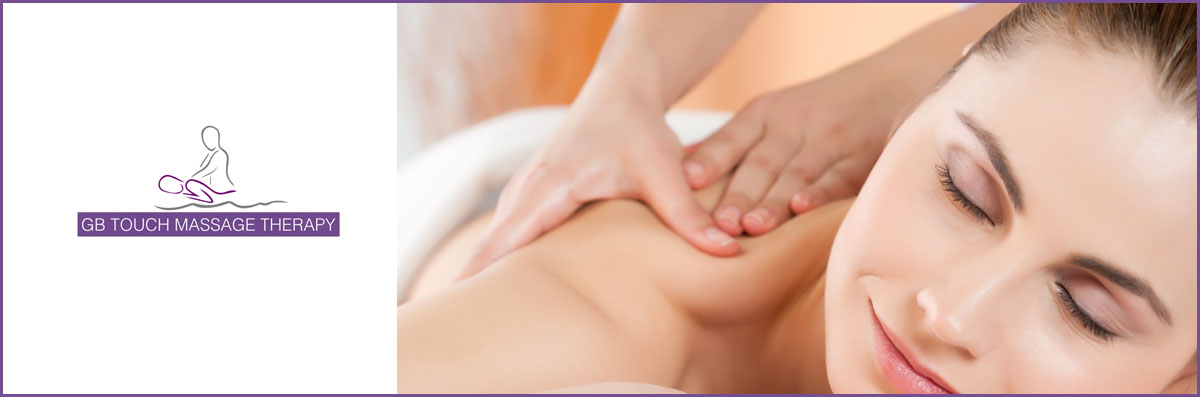 GB Touch Massage Therapist Provides Deep Tissue Massages in Canoga Park, CA