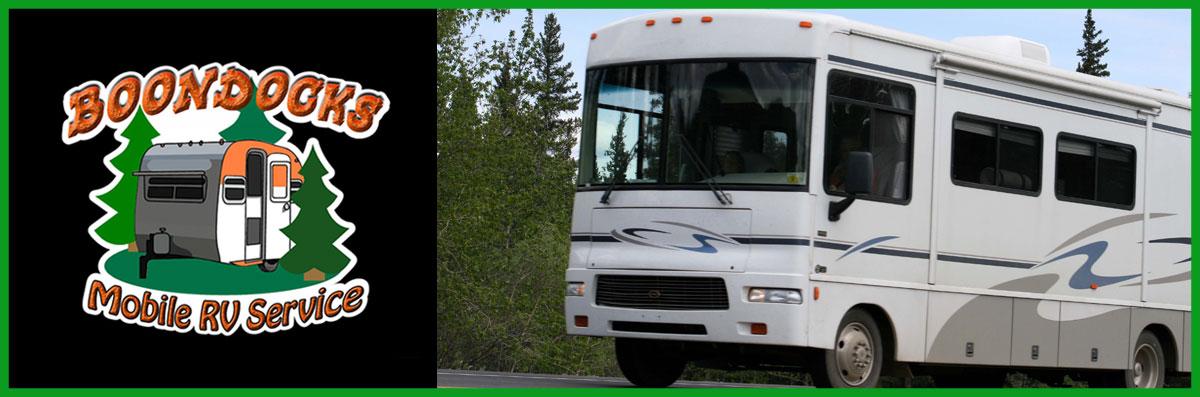 Boondocks Mobile RV Service Offers RV Repair in Valrico, FL