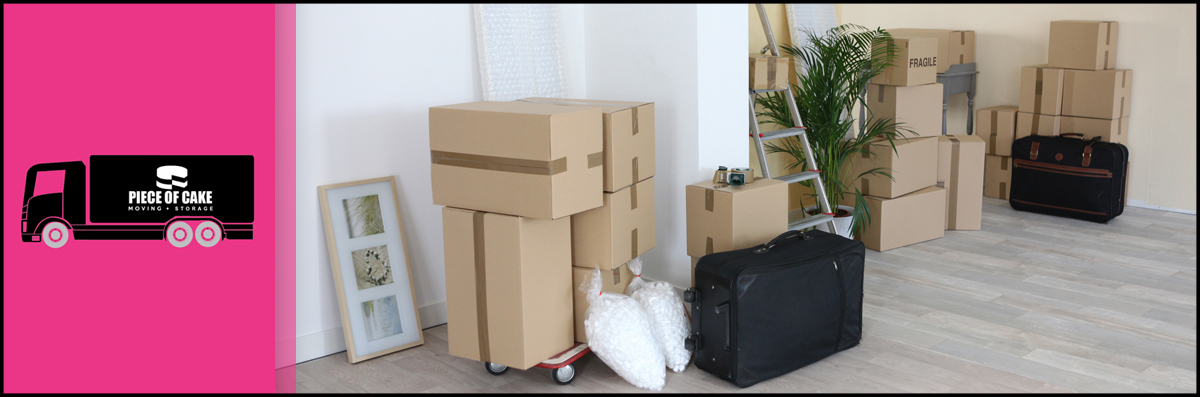Piece of Cake Moving & Storage Offers Movers Packing Service in New York, NY