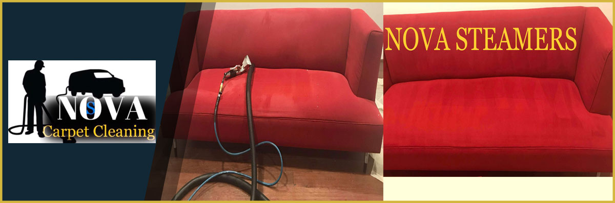NOVA STEAMERS  Offers Upholstery Cleaning in Gainesville, VA