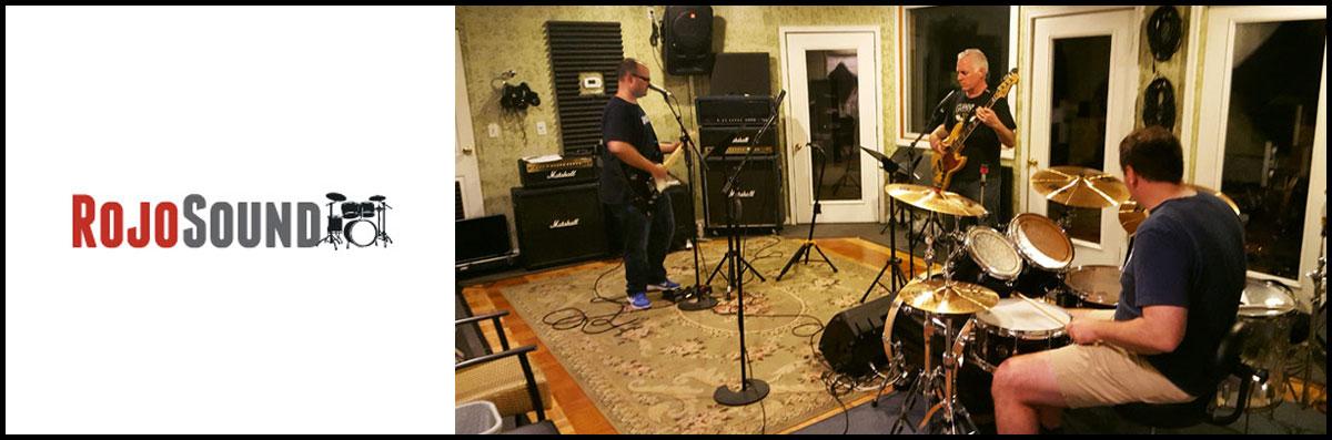 ROJO Sound Studio LLC Provides Rehearsal Space in Kenilworth, NJ