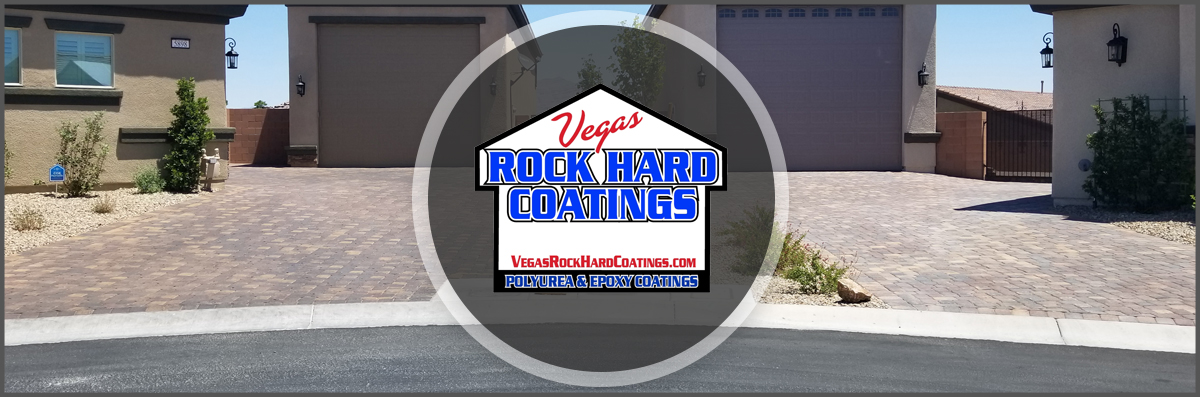 Vegas Rock Hard Coatings offers Pavers Restoration in Las Vegas, NV