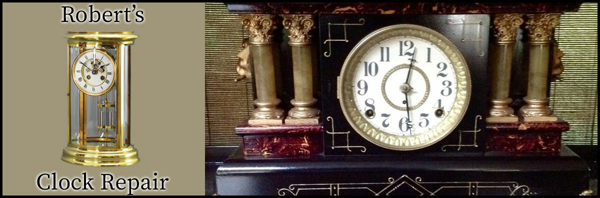 Robert's Clockrepair Specializes in Clock Repair in Spring Hill. FL