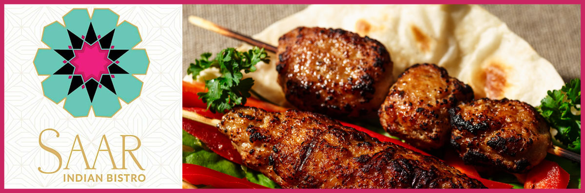 Saar Indian Bistro Offers Indian Delivery in New York, NY