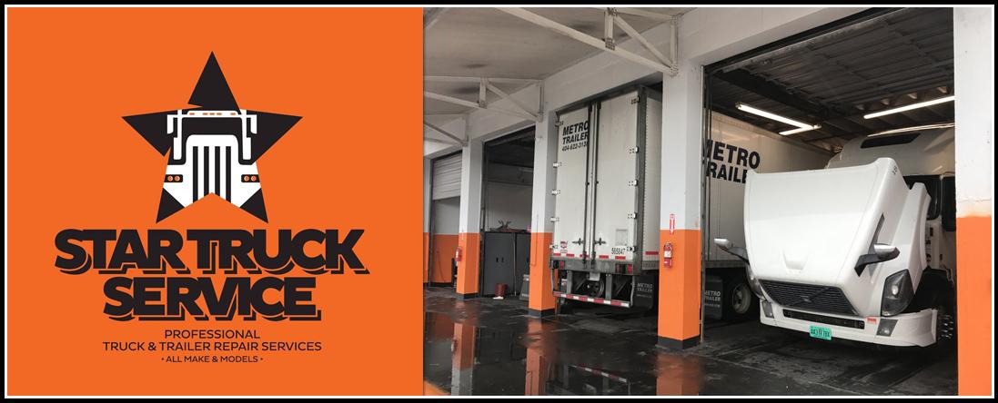 Fleet / Truck Repair & Service