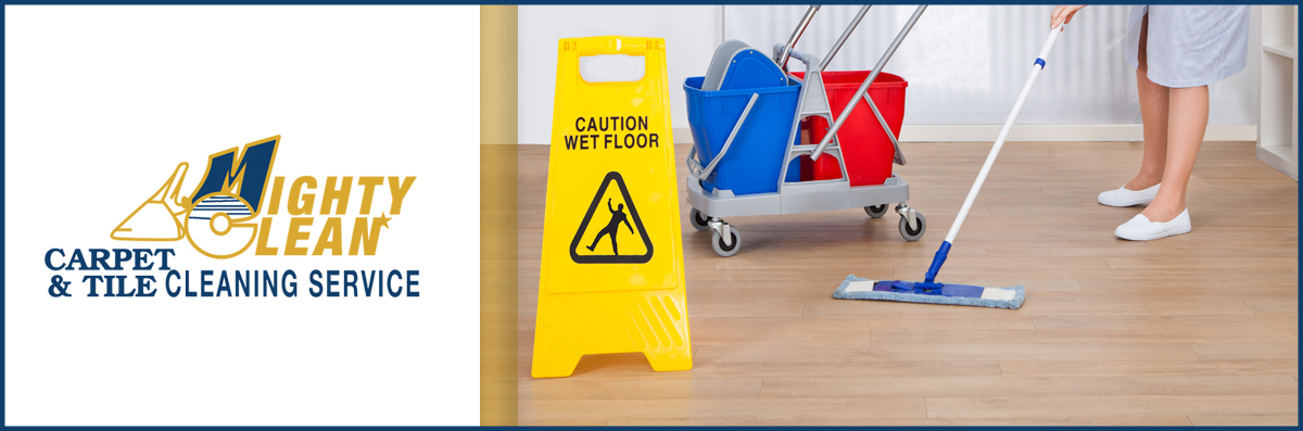 Mighty Clean Carpet & Tile offers Hardwood Floor Cleaning in Fairfield, CA