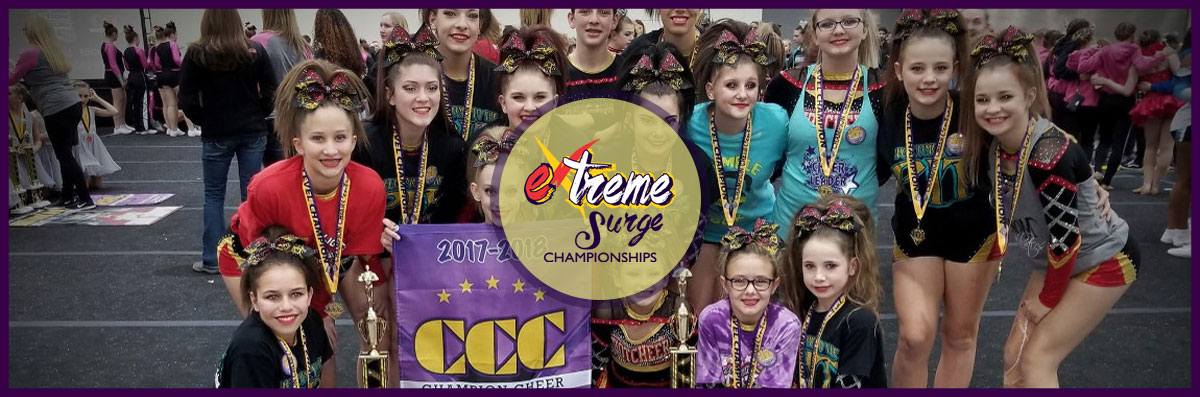 Extreme Surge Championships Offers a Cheer Venue in Panama City, FL