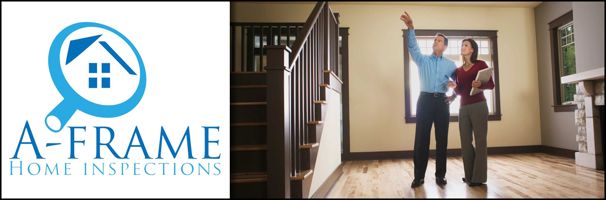 A-Frame Home Inspections, LLC Does Home Inspections in Beaverton, OR
