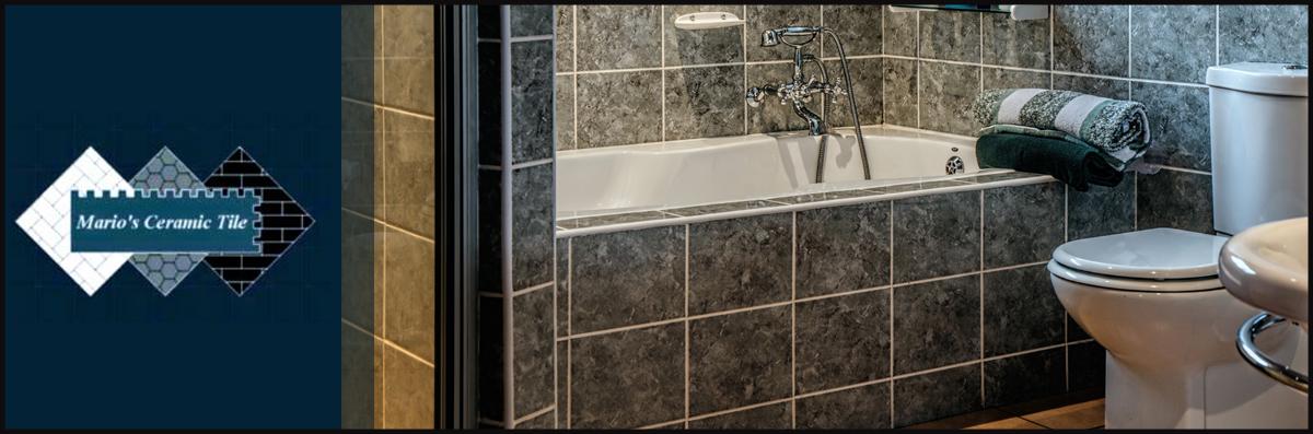 Mario's Ceramic Tile offers Bathroom Remodeling in Tyler, TX