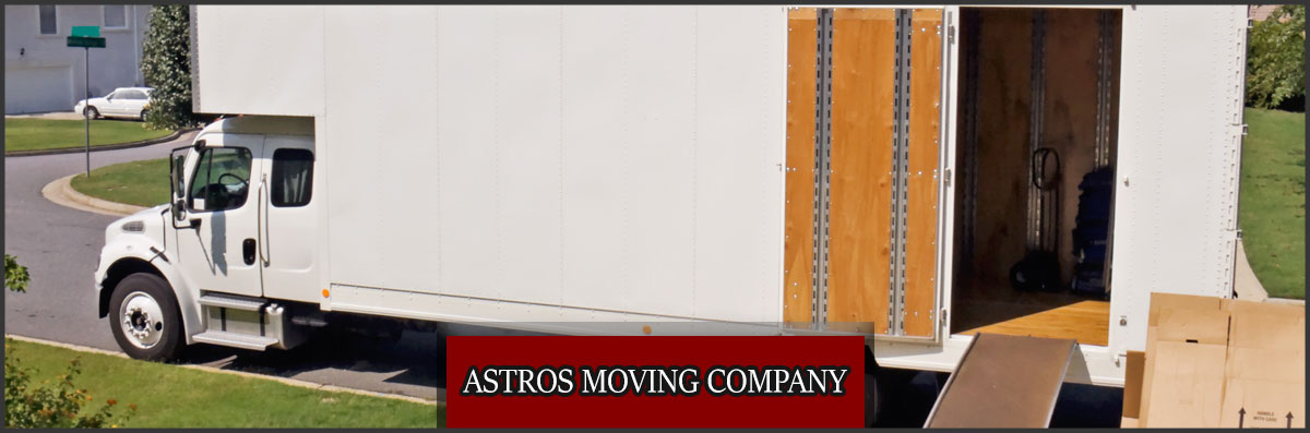 Astros Moving Company Offers Local Moving in Houston, TX